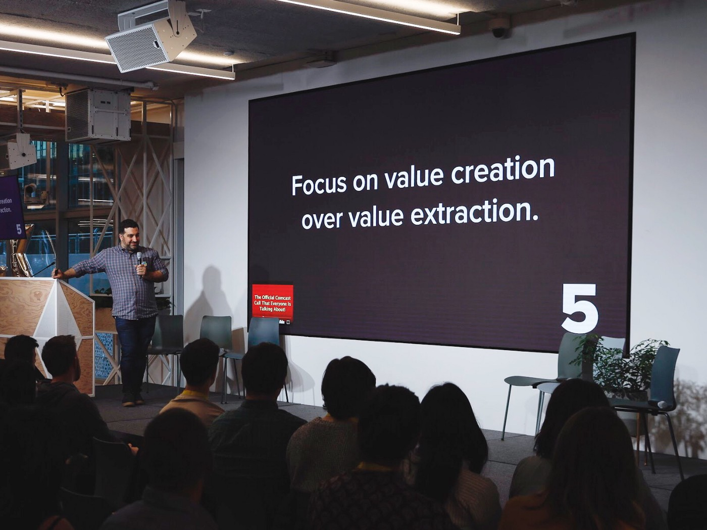 Highlights from Slack's March Growth Meetup